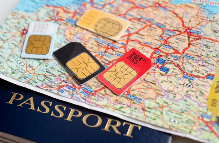 mobile data charges abroad