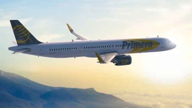 Primera airways