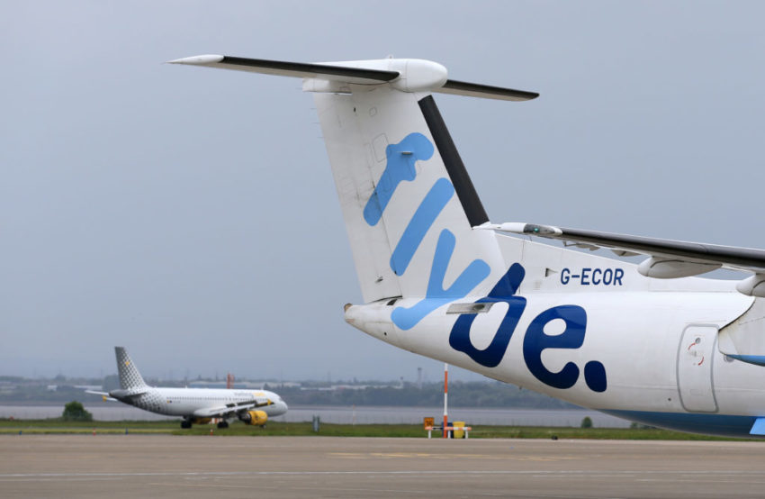 Flybe profits