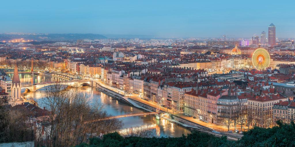 Lyon as a venue