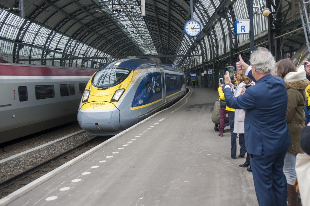 eurostar Amsterdam