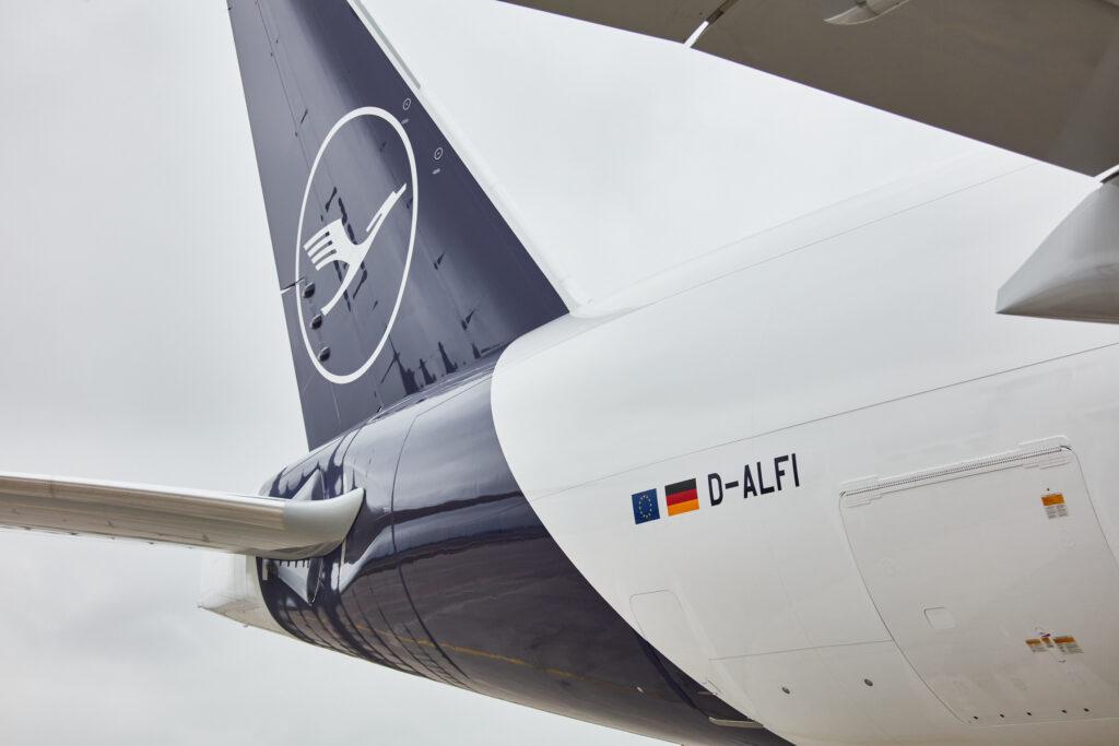 Lufthansa Cargo welcomes ninth B777F in Frankfurt